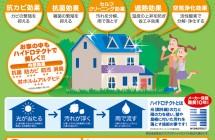 株式会社黒田塗装商会様[A4]4色カラー リーフレット